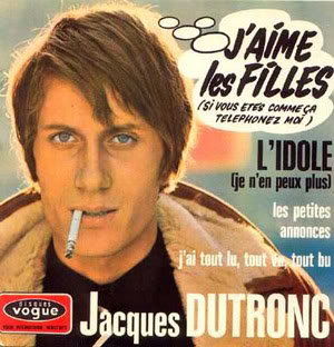 Séduction selon Dutronc