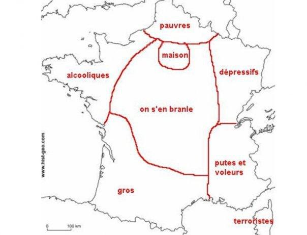 La géographie expliquée aux filles.