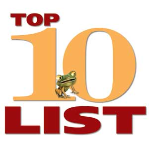 PAF radio 2010 : notre Top10