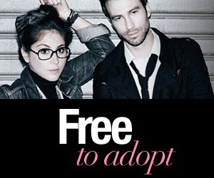 Free to adopt Virgin et Adopte un mec
