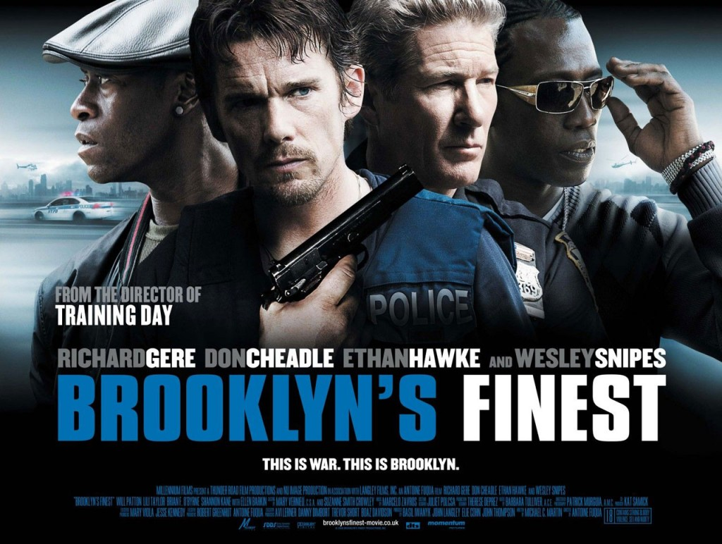 Brooklyn's finest New-York-film