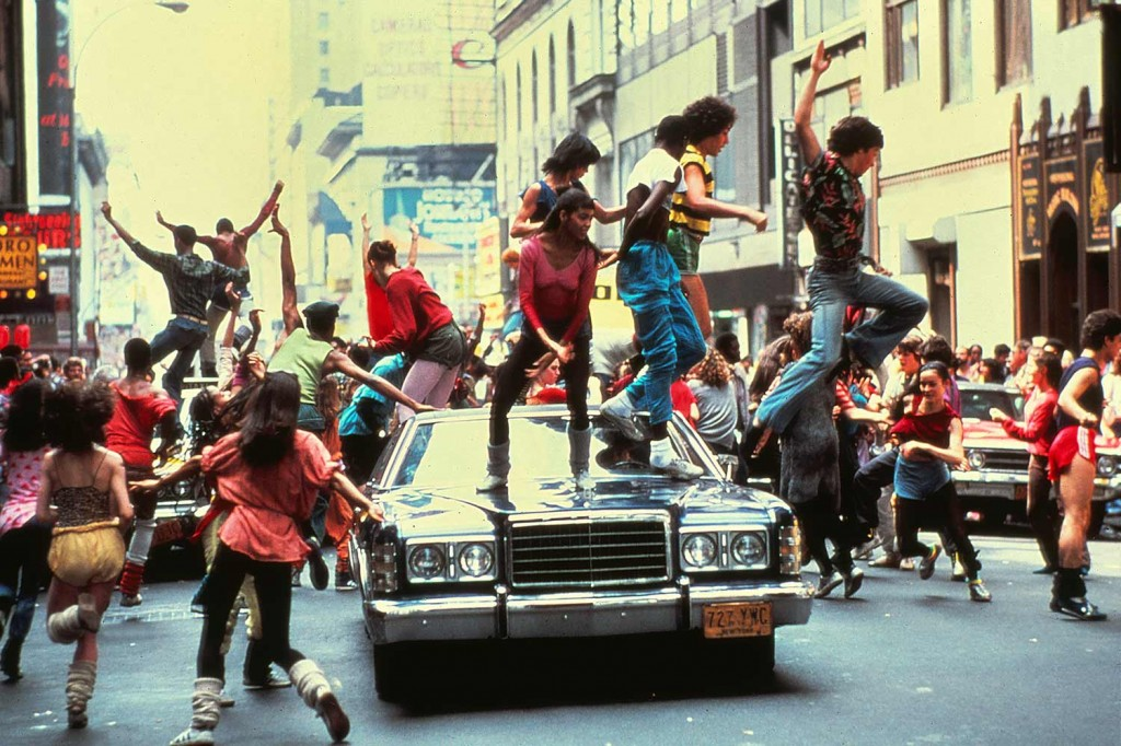 Fame-Film-New-York-1980