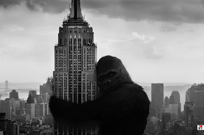 kingkong-New-york-movie