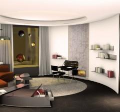 Salon de lecture, Bismut & Bismut