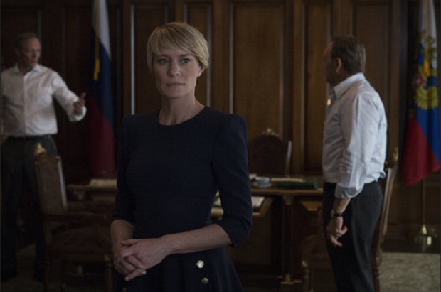Claire Underwood House of Cards