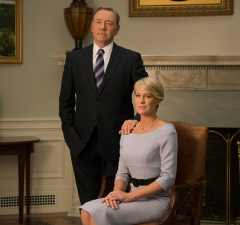 House of Cards season 3 portrait