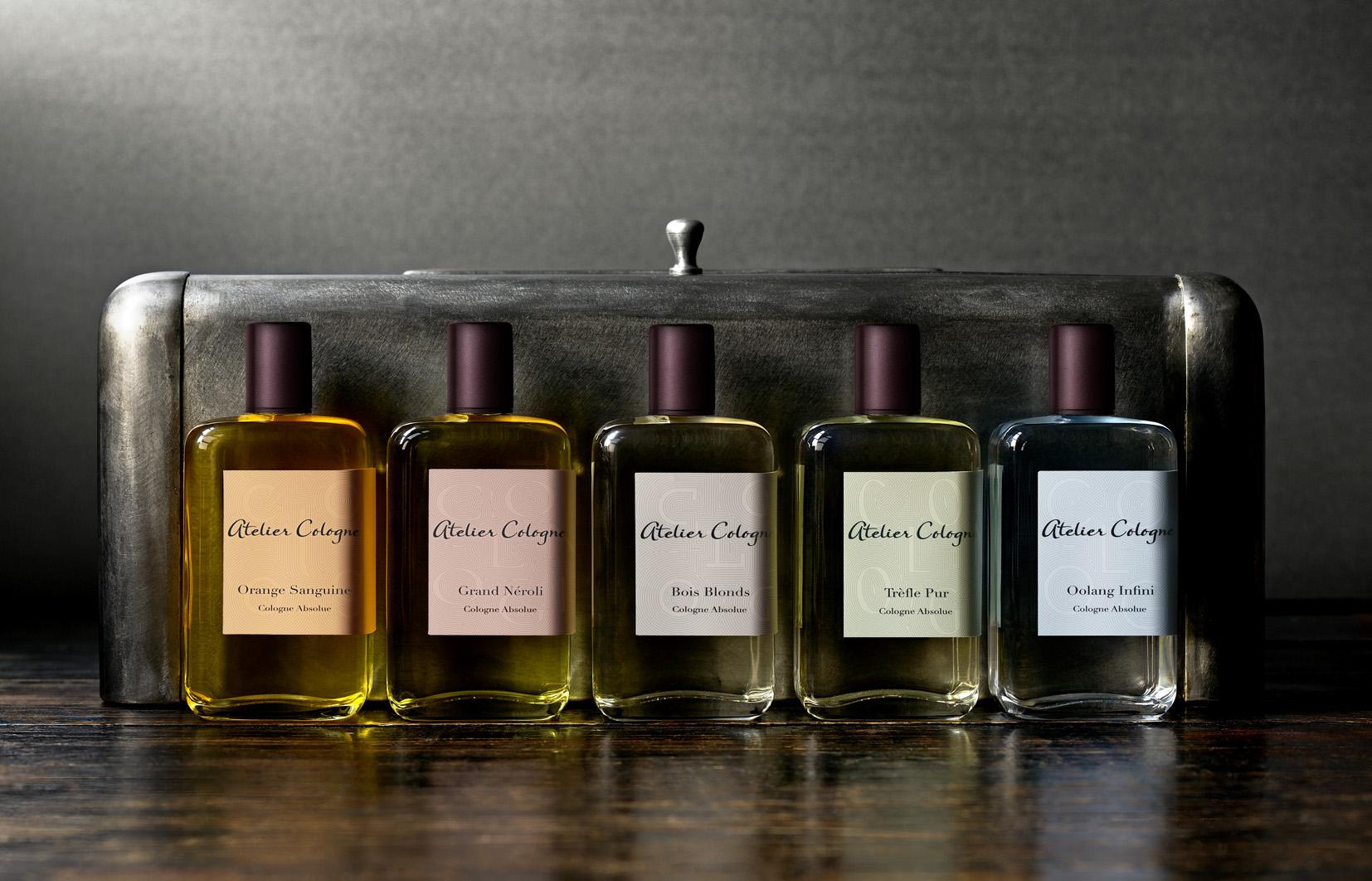 atelier cologne maison de parfums frais paris. Black Bedroom Furniture Sets. Home Design Ideas