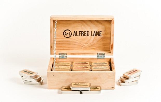 Découvrez les Parfums Solides d'Alfred Lane pour vos Déplacements !