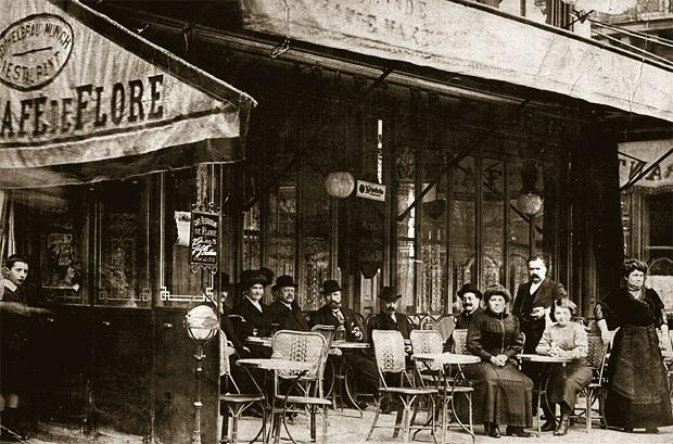 Cafe Pipe En France
