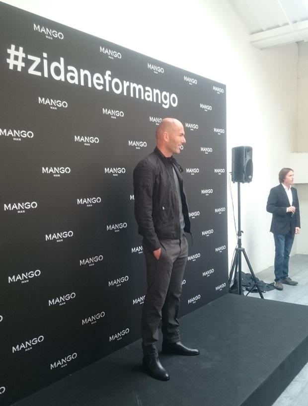 Comment Bien Rater Son RDV Avec Zinedine Zidane Pour Mango ?