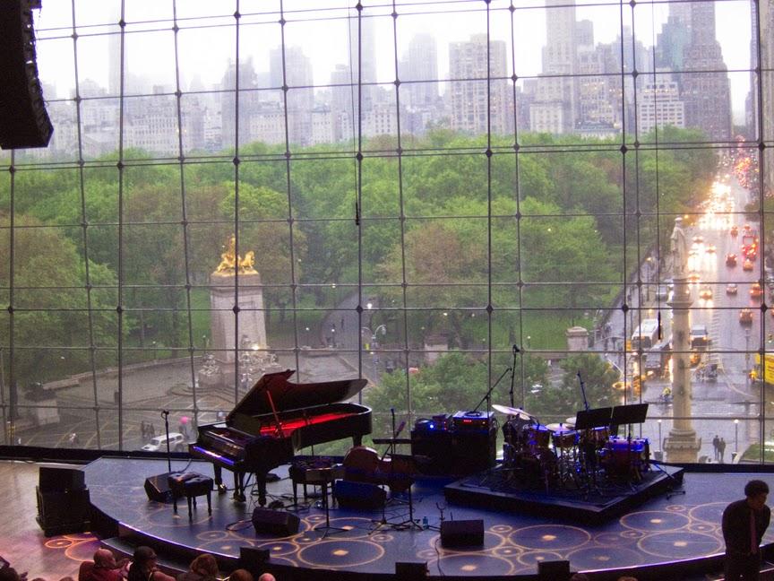 La Concorde des Anciens et des Modernes à New York