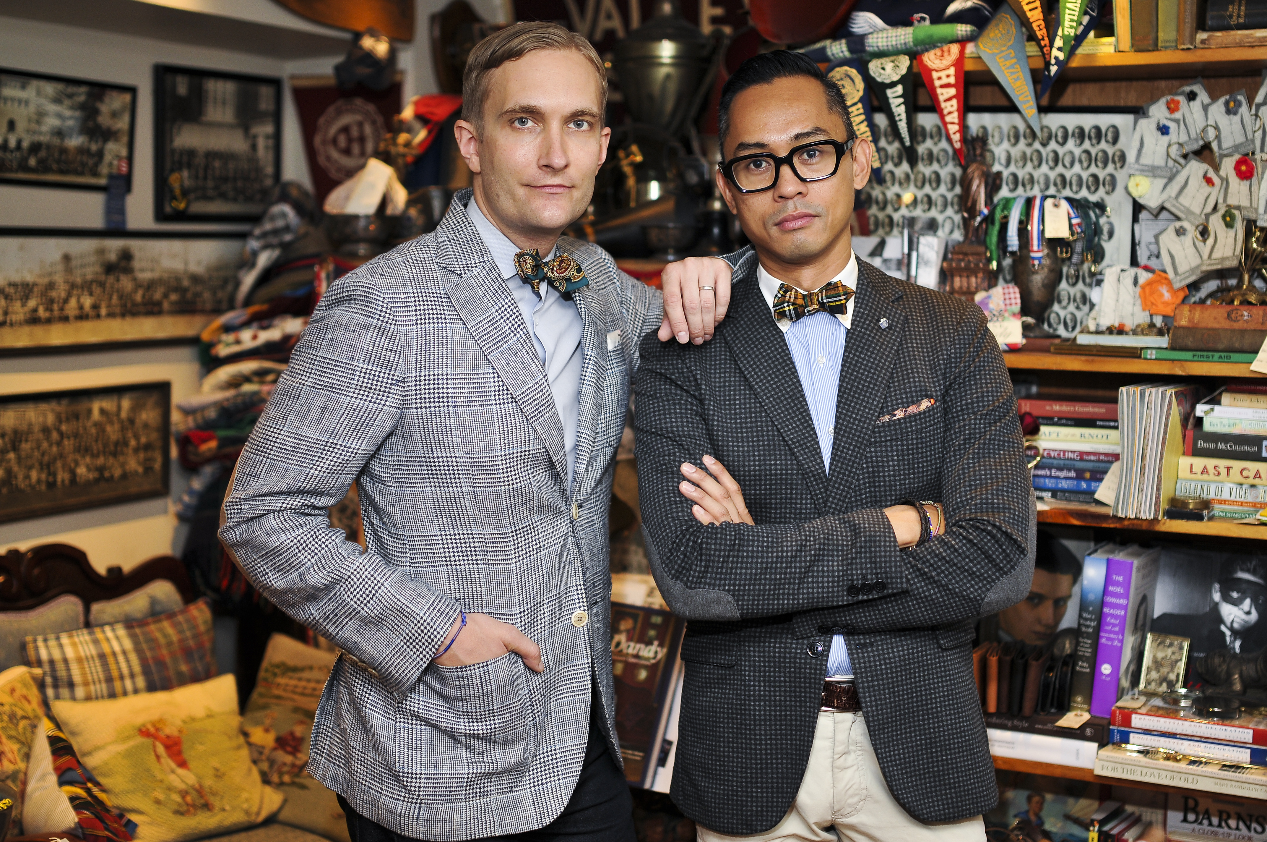 Fine And Dandy : My Favorite Shop For Men in New York