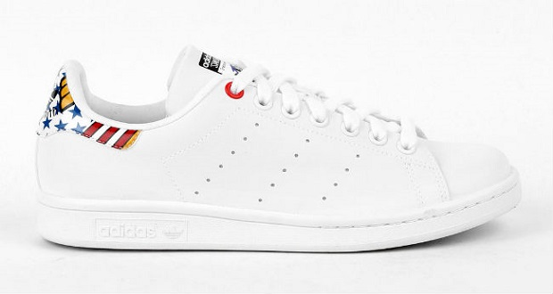 Outlet Best Sellers adidas stan smith personnalise, Noir