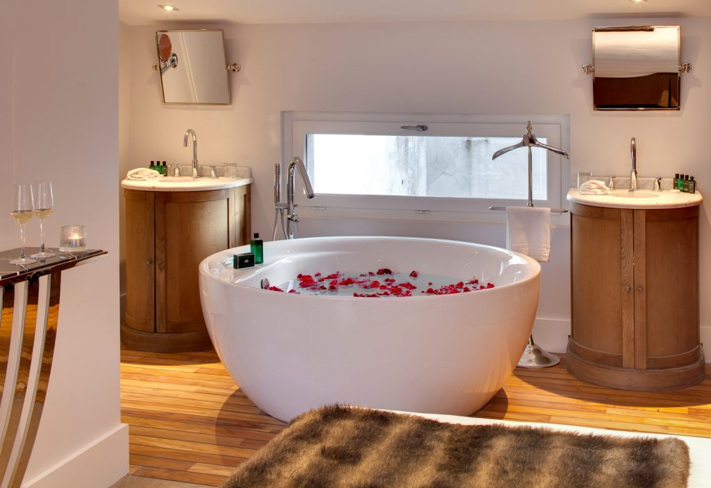 Jacuzzi Boutique Hotel Bordeaux