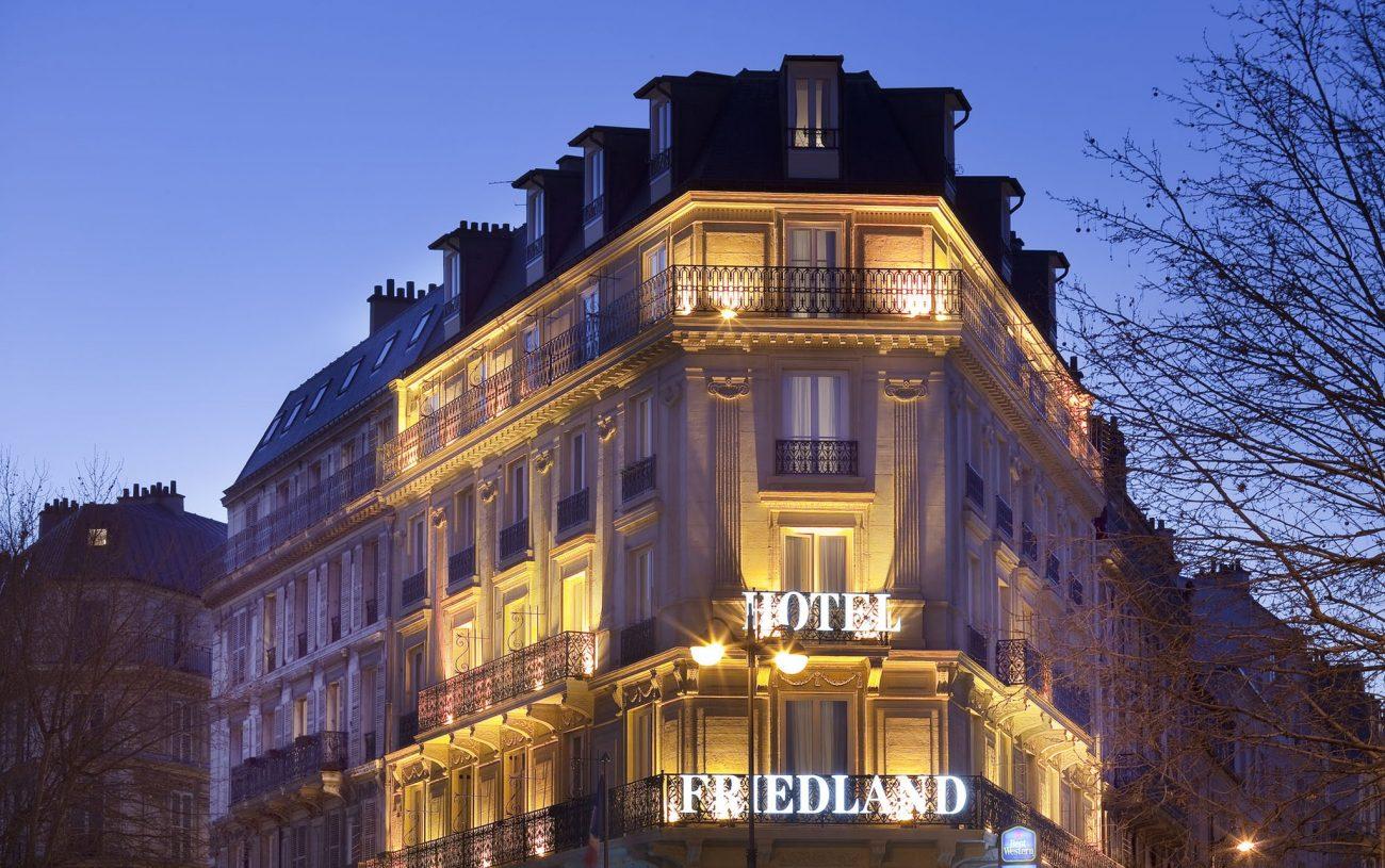 Une nuit Sans Histoire à l'hôtel Friedland Champs Elysées
