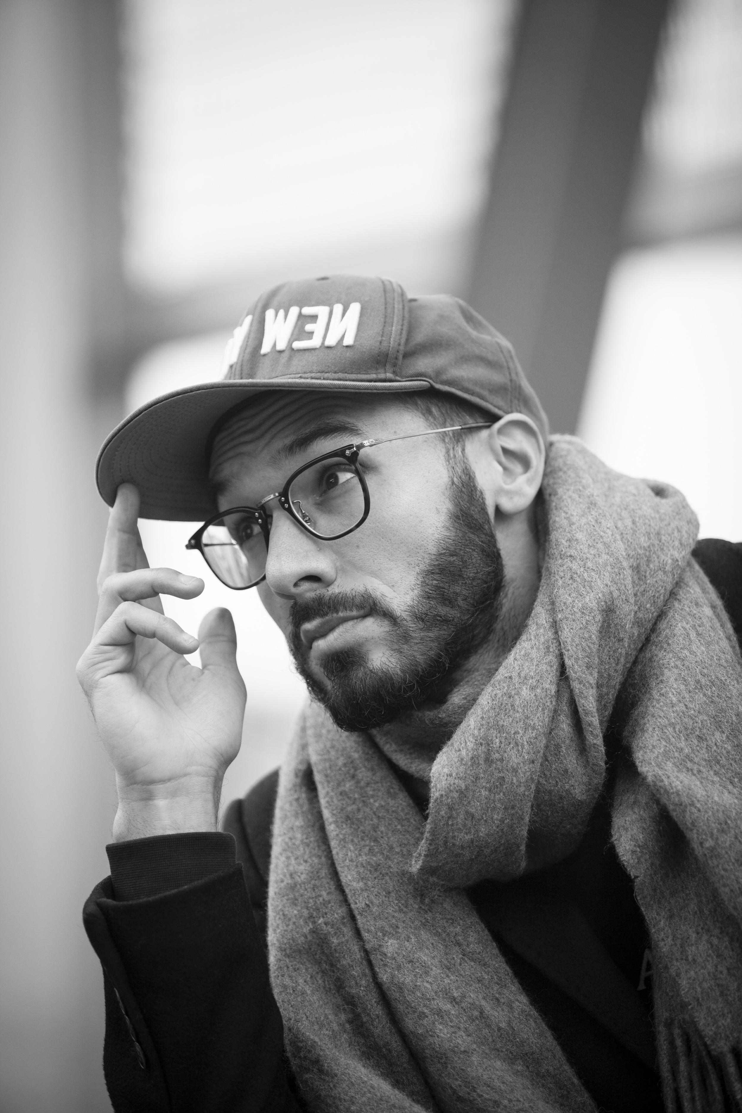 blog masculin Sélim Niederhoffer