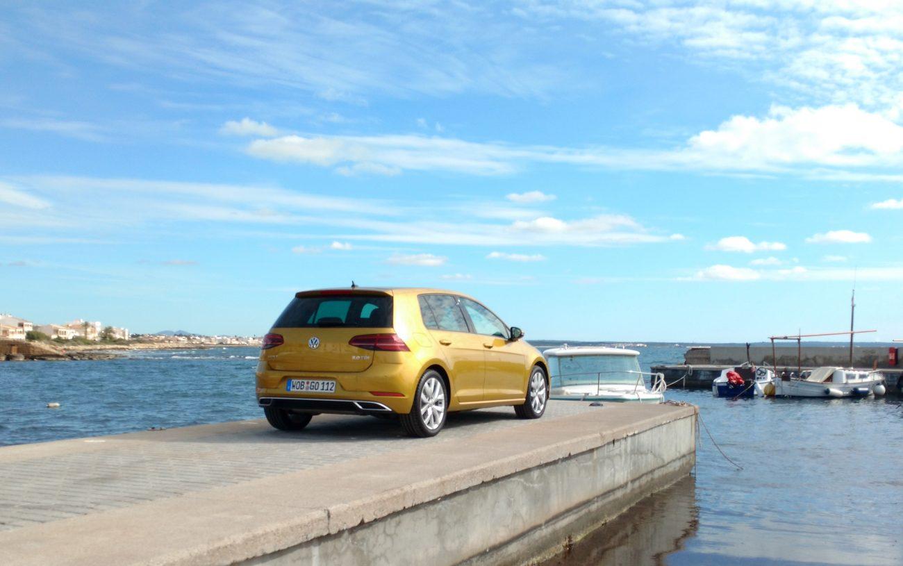 Nouvelle Golf : Test Drive à Majorque !