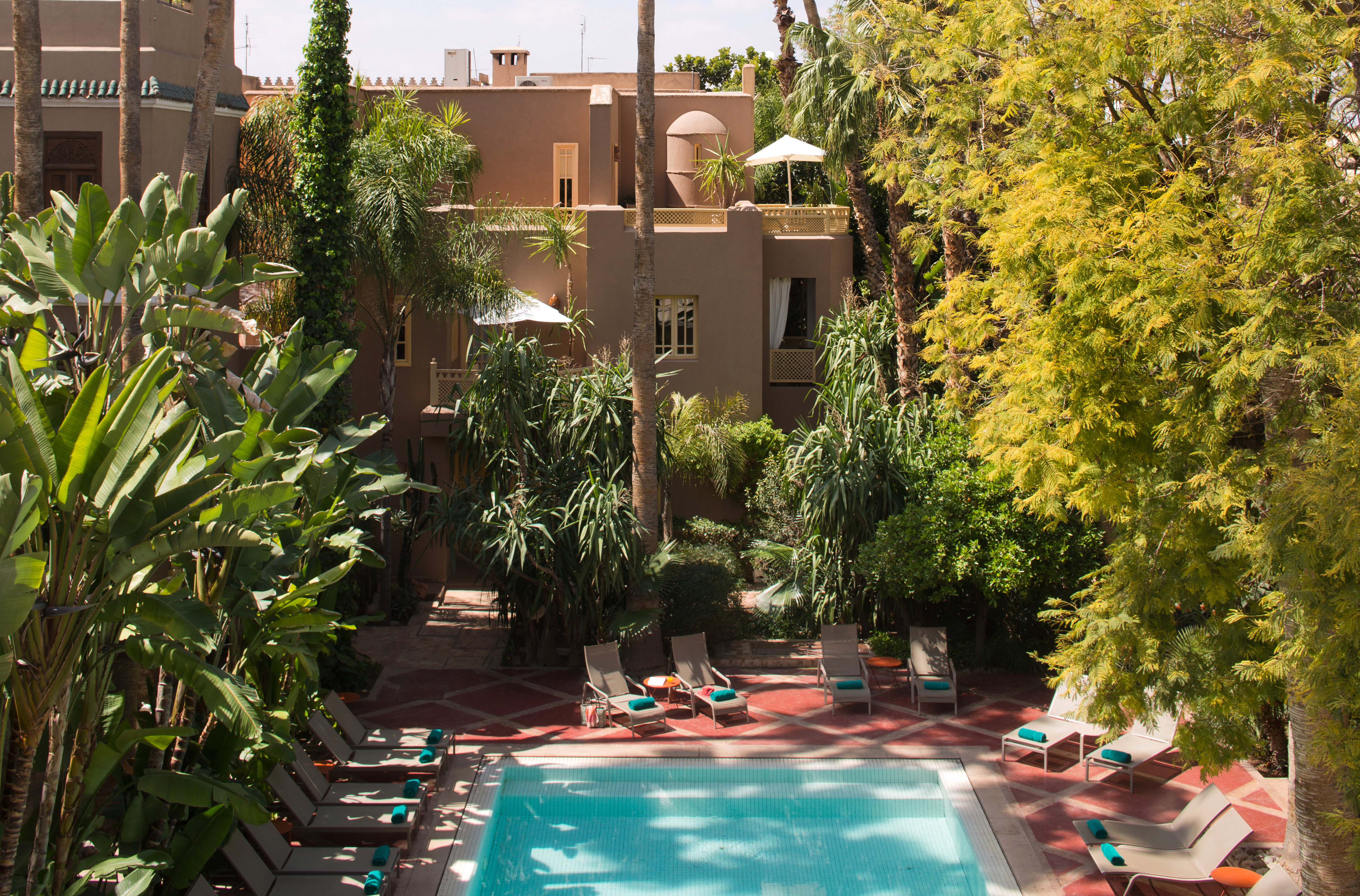Bonne adresse Marrakech