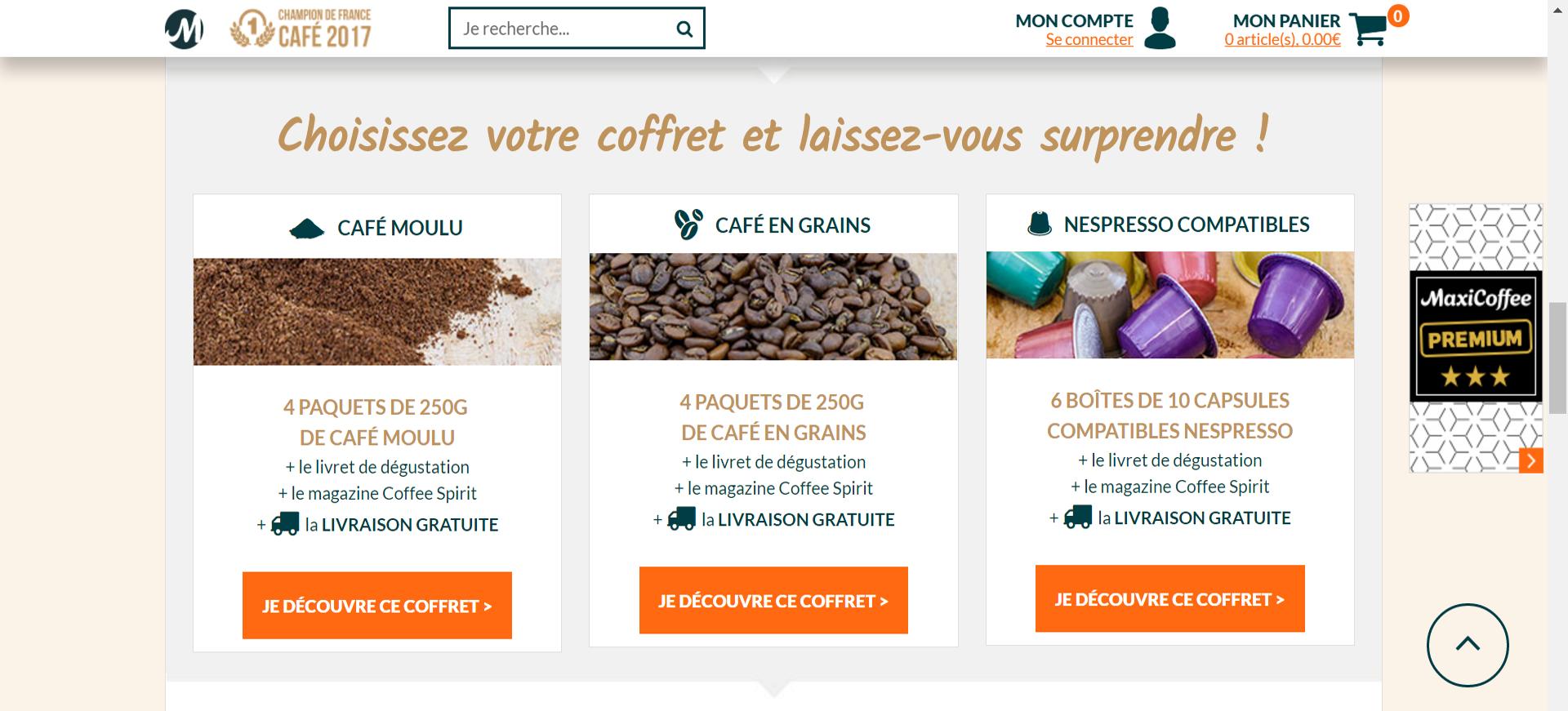 Maxicoffee