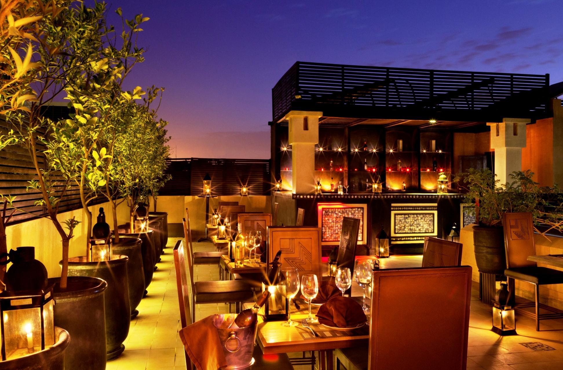 Vol Et Hotel Marrakech