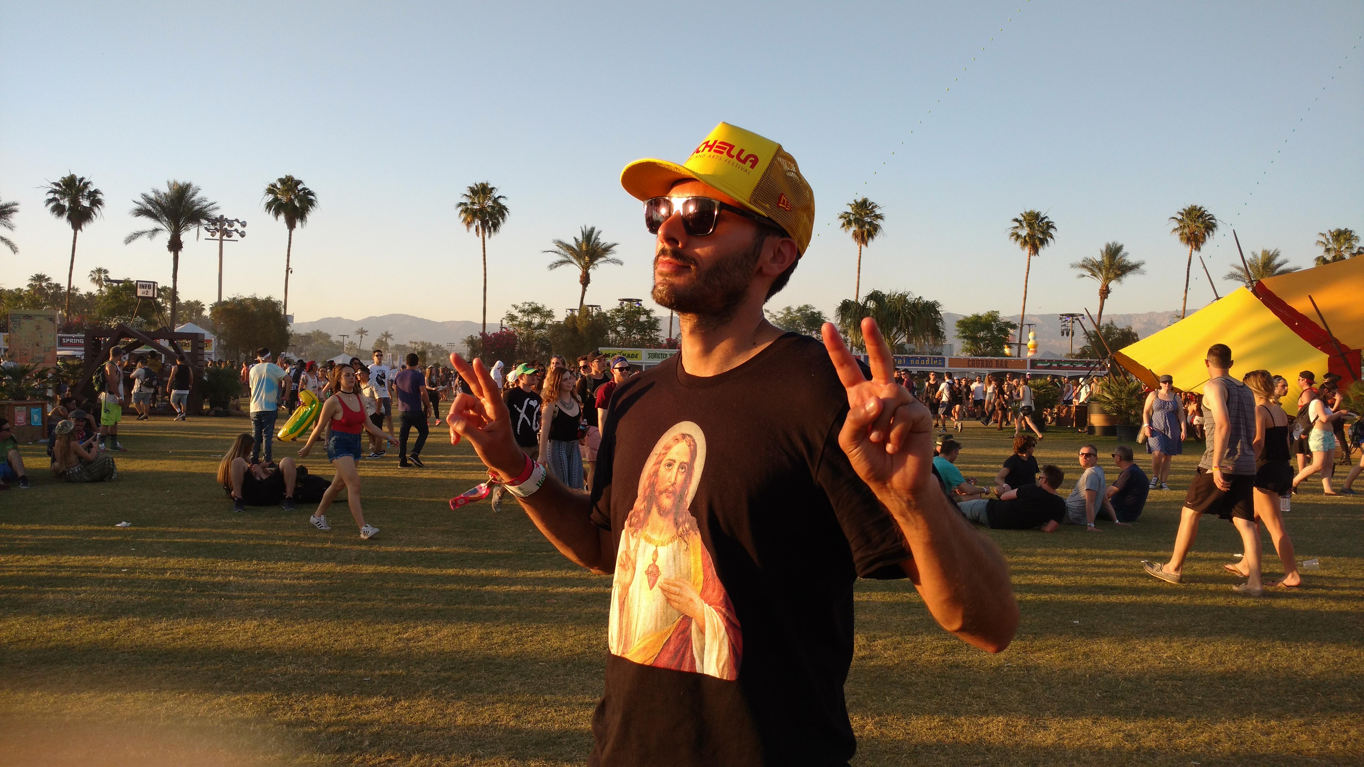 Coachella 2017 casquette
