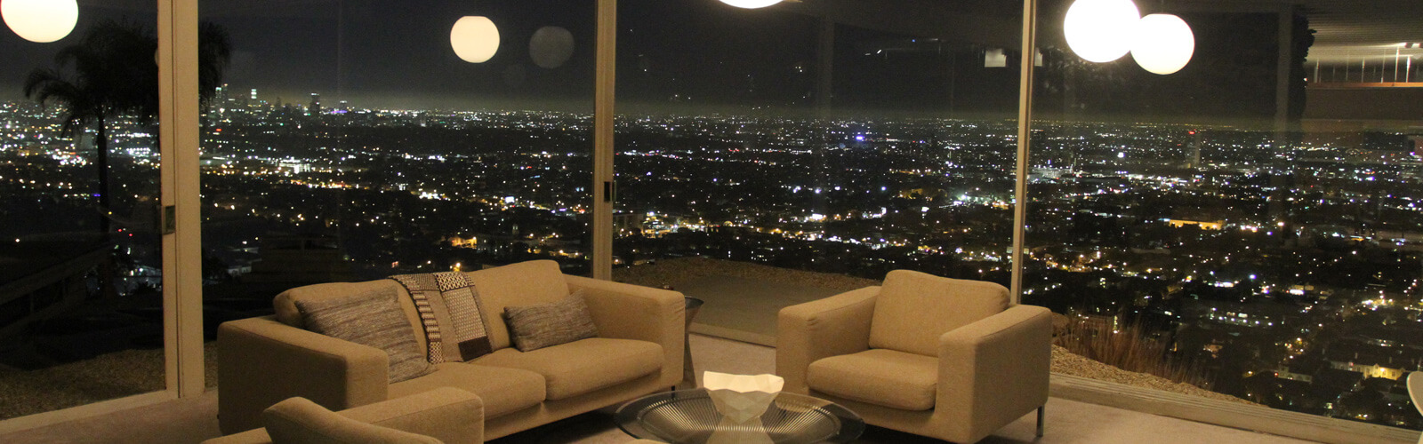 Los Angeles visiter la Stahl House
