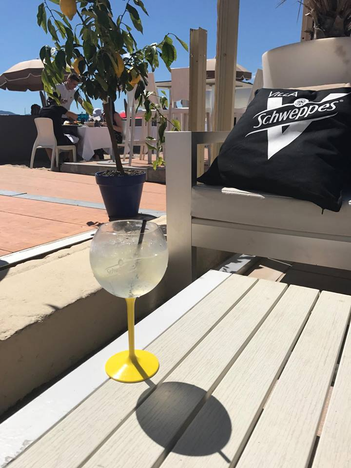 Villa Schweppes Cannes 2017