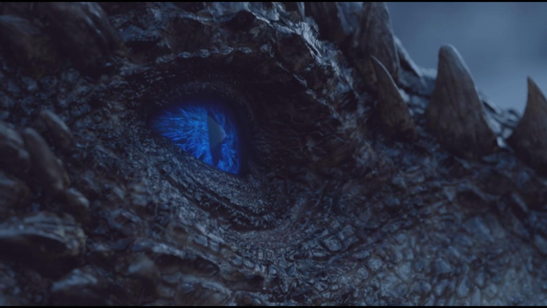 Night King's Dragon