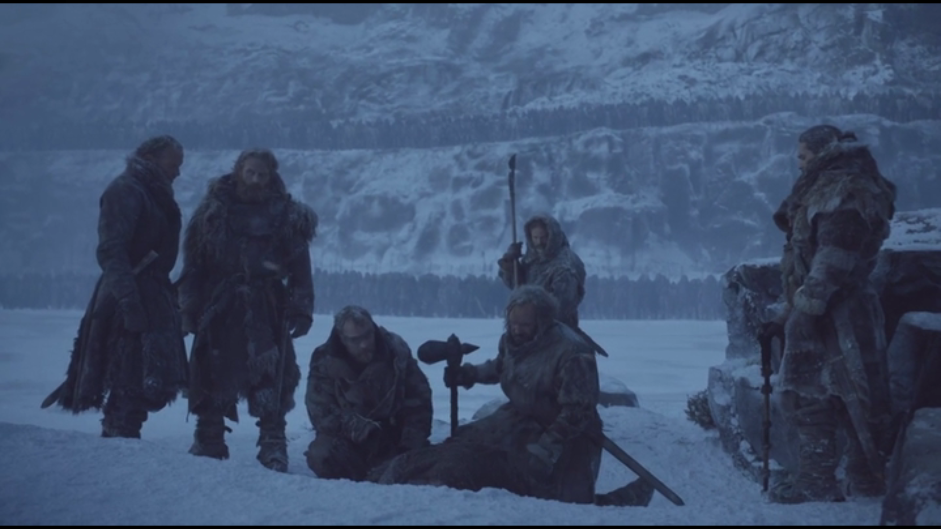 Thoros of Myr death Game of Thrones