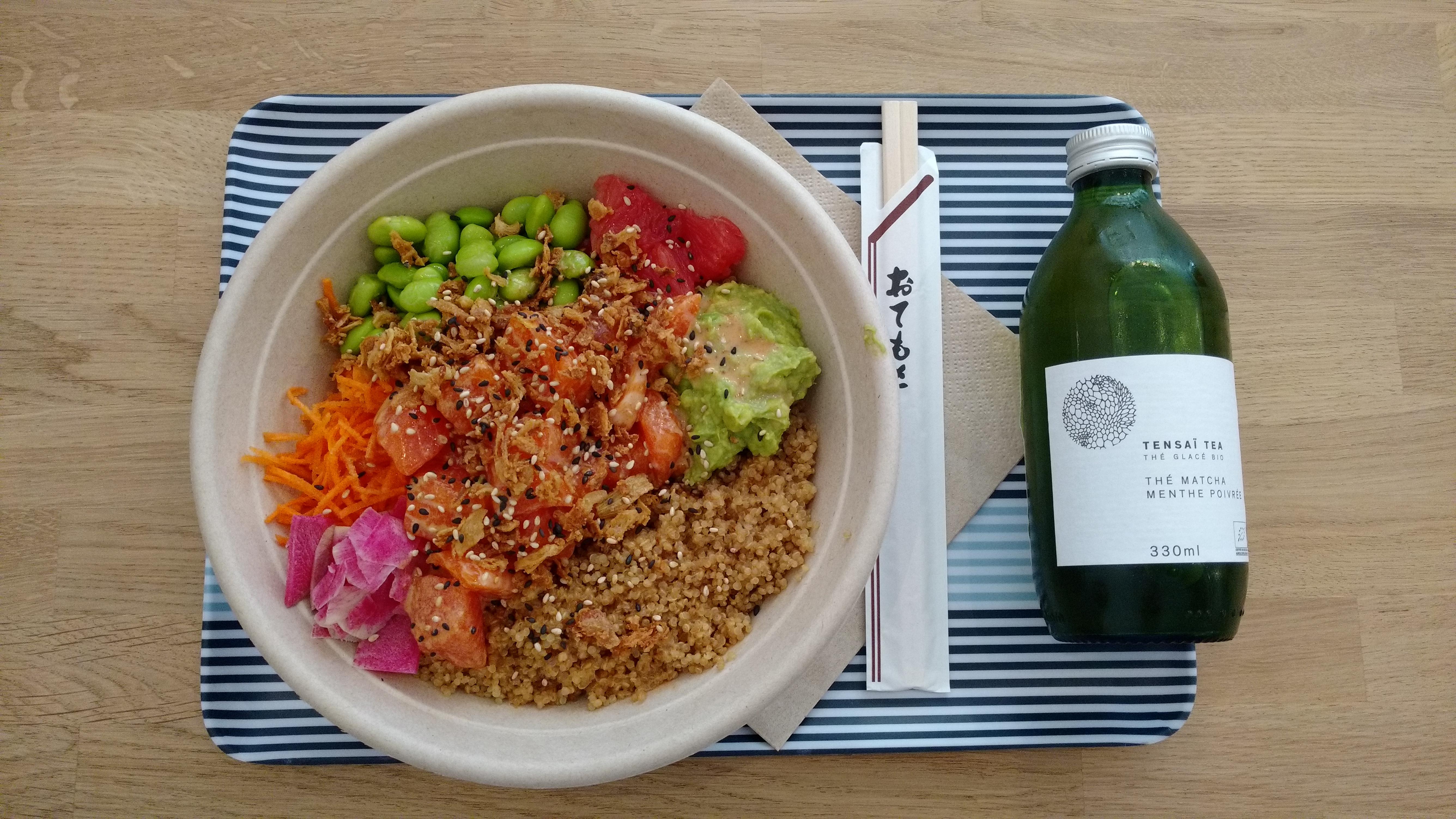 Poké Toké restaurant Paris