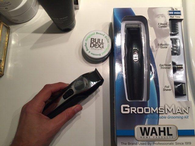 tondeuse wahl corps et barbe