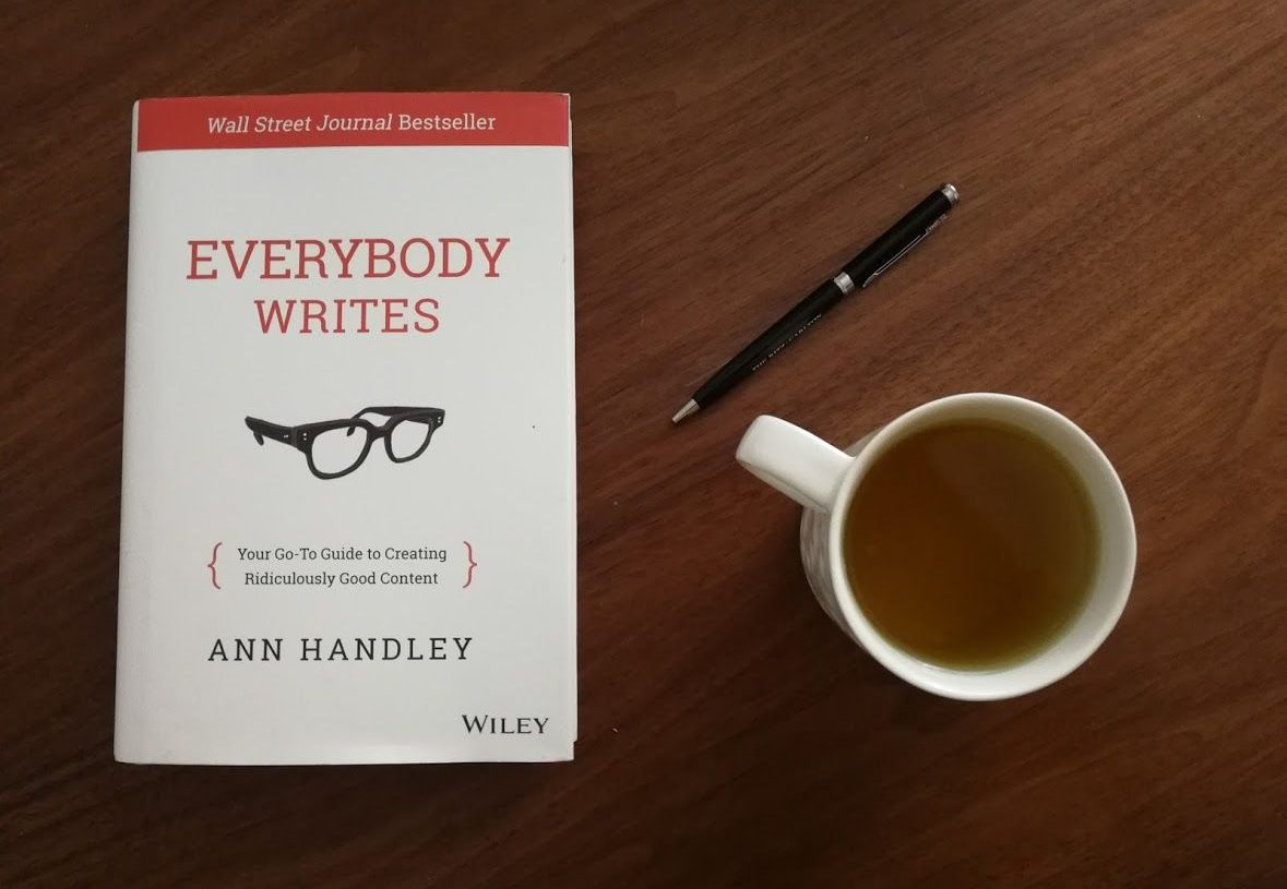 Everybody writes Ann Handley