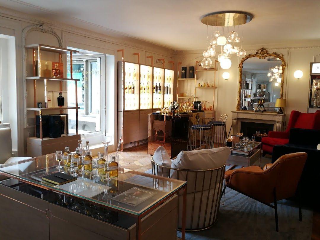 Johnnie Walker House Paris