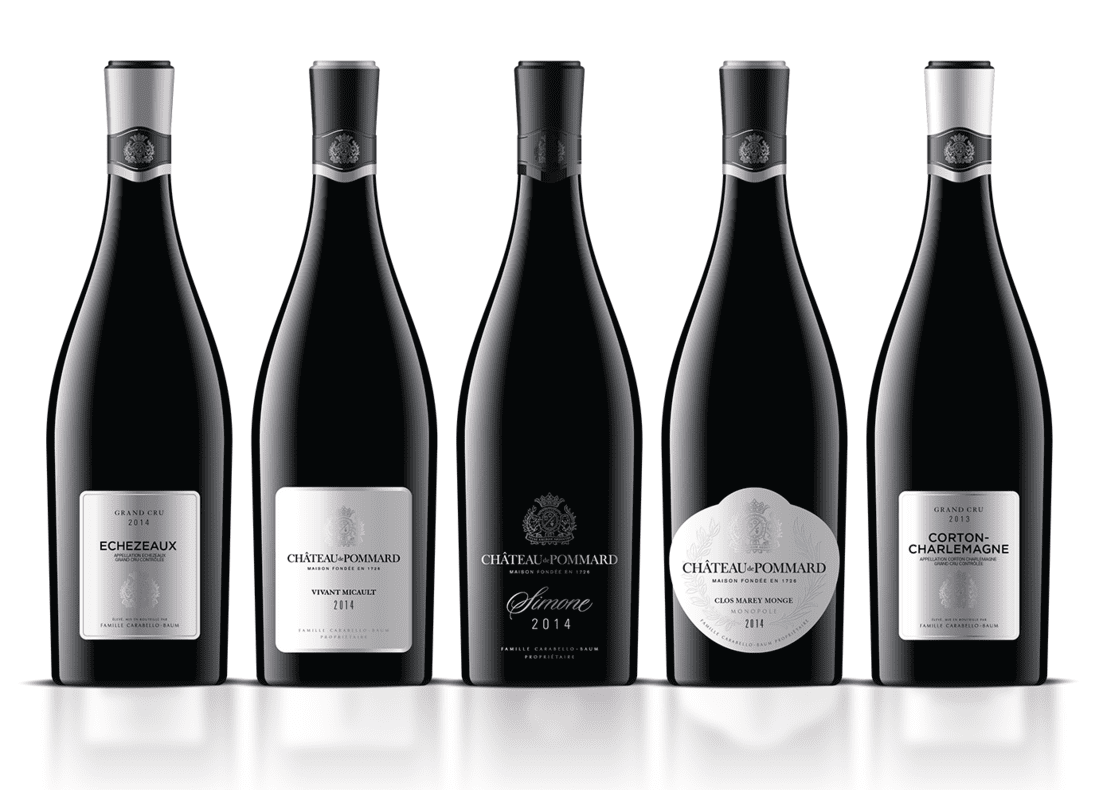 Vins Château de Pommard