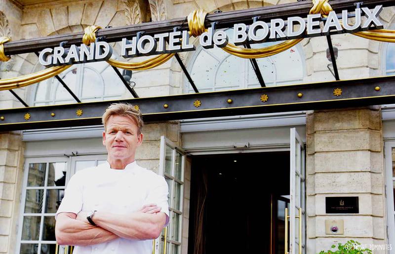InterContinental Gordon Ramsay Grand Hôtel Bordeaux