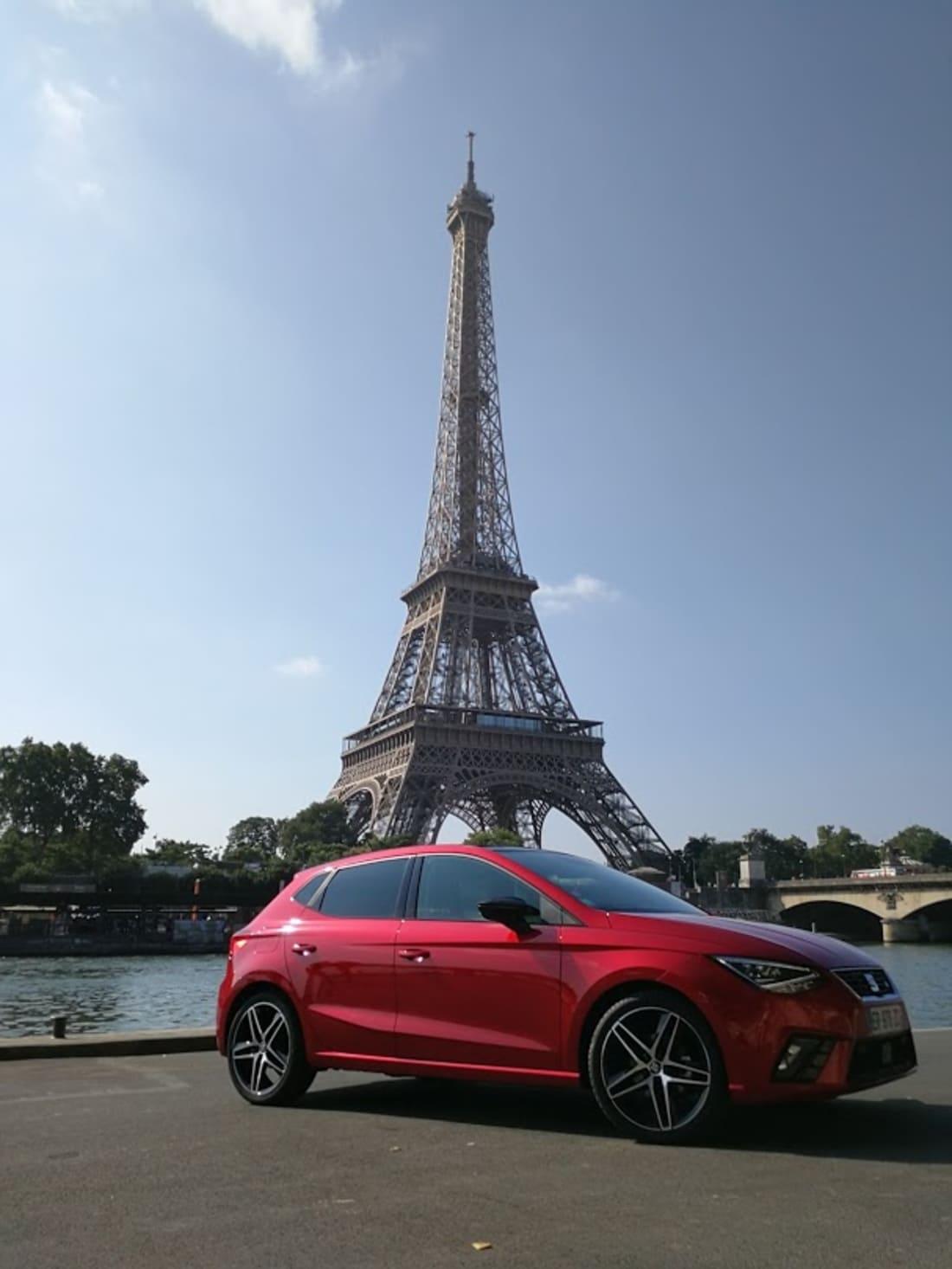 Seat France à Paris
