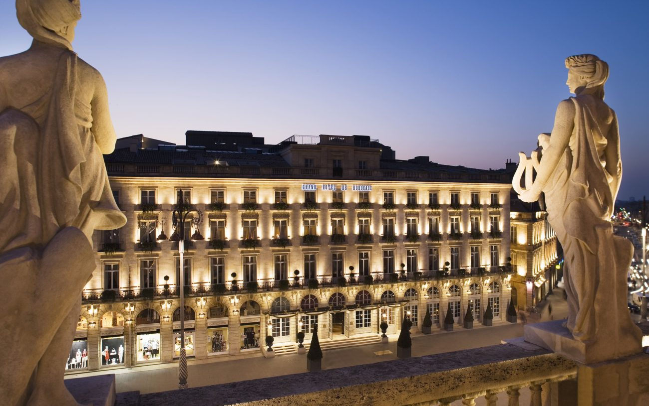 Intercontinental Bordeaux – Le Grand Hôtel Sacré Meilleur Hôtel de France en 2018
