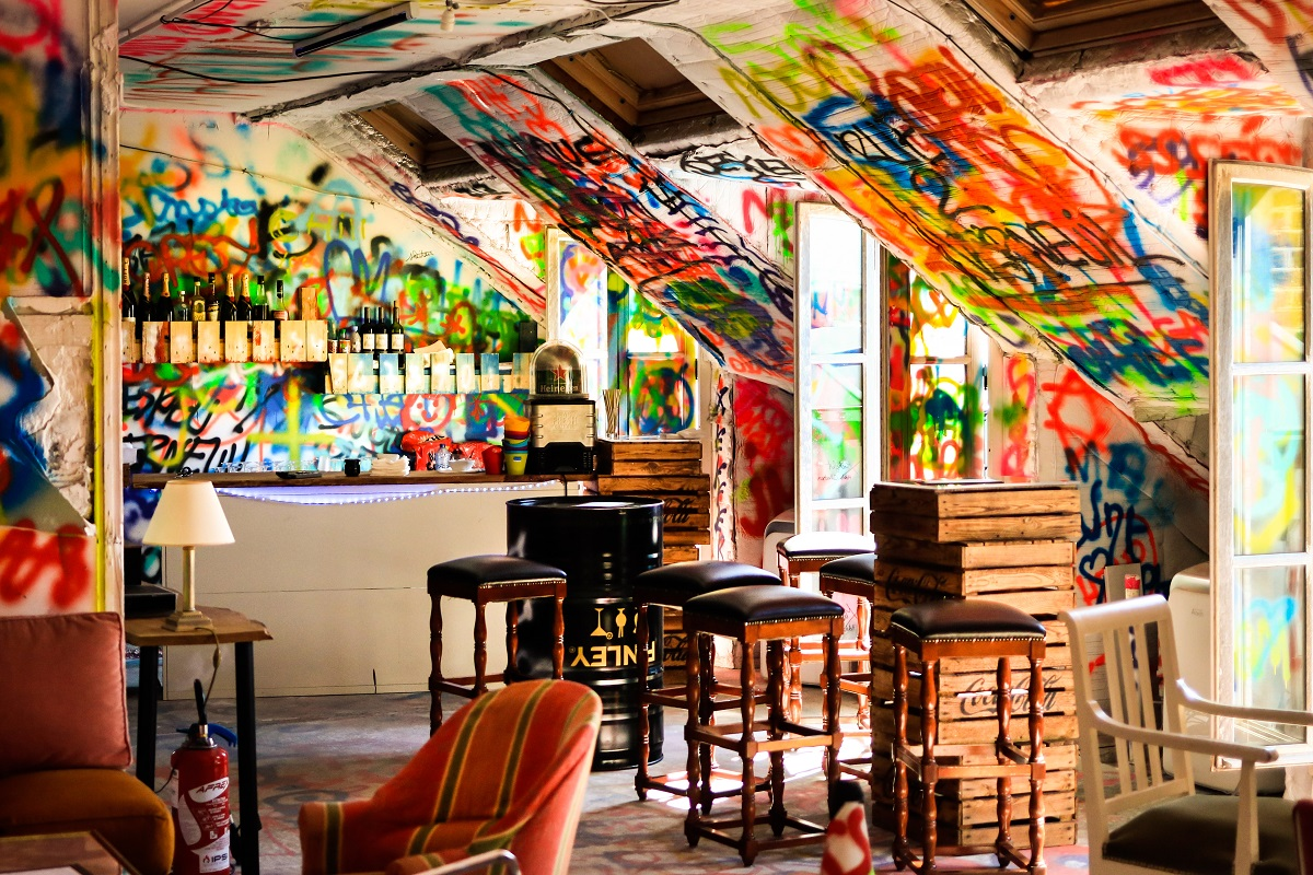 Le Squat : Afterwork Original Au Bar Ephémère du Normandy Hôtel