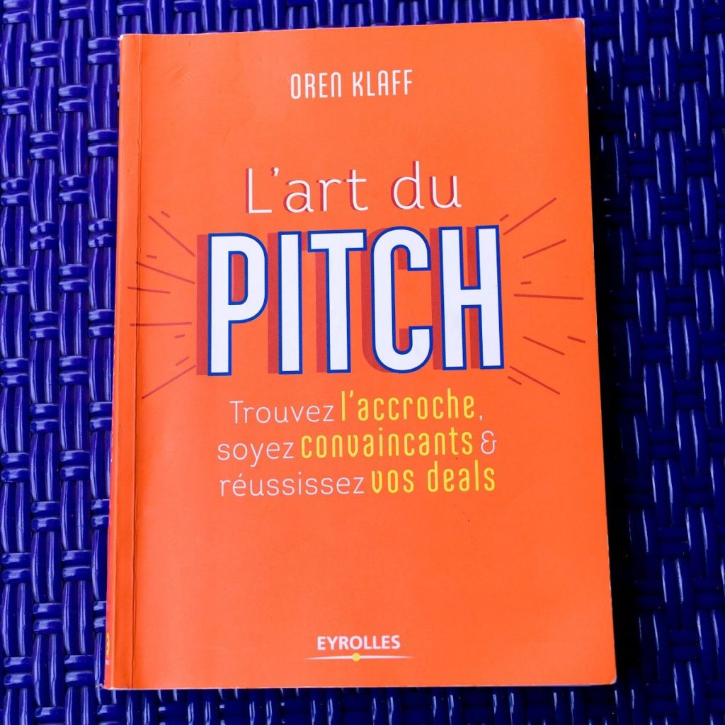 Oren Klaff l'art du pitch
