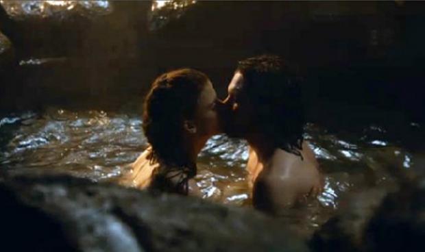 Endroits pour faire l'amour Jon Snow