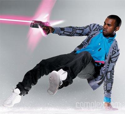 Séduire comme Kanye West dans Runaway.