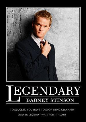 Barney Stinson se marie !