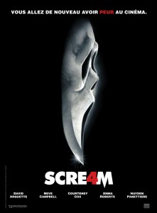 Scream 4 le masque de la mort