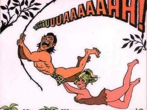 Tarzan et la liane magique
