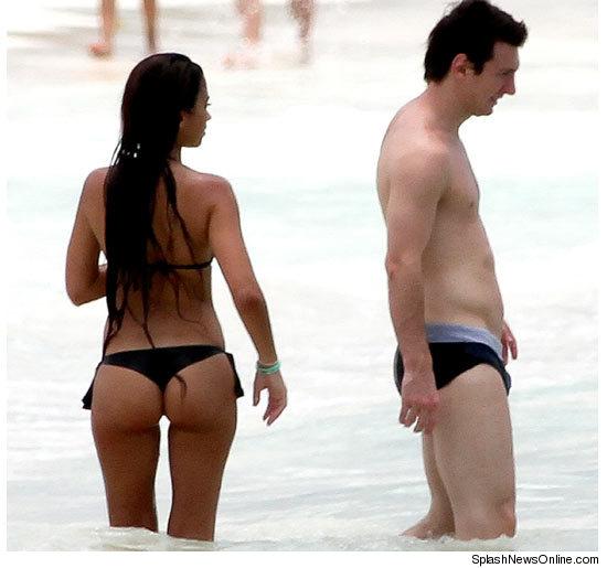 Lionel Messi piège à filles Antonella-Roccuzzo