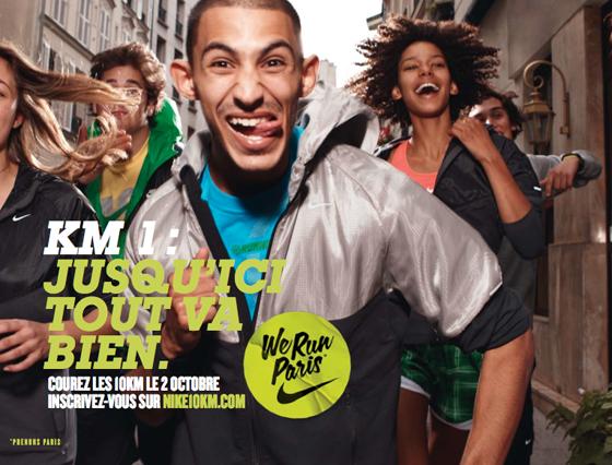 Field report : Nike 10 km