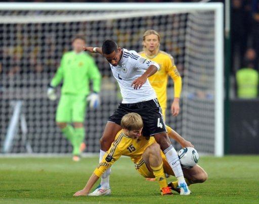 Football Ukraine-Allemagne : 3-3