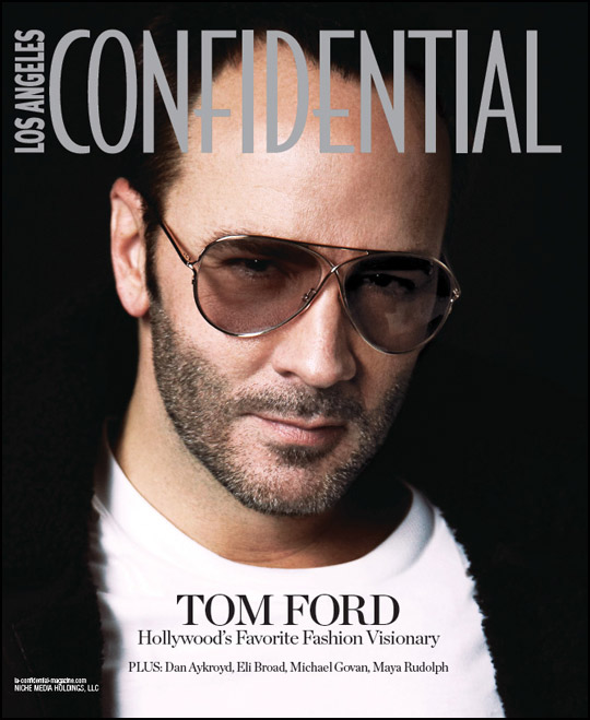 Los Angeles Confidential avec Tom Ford