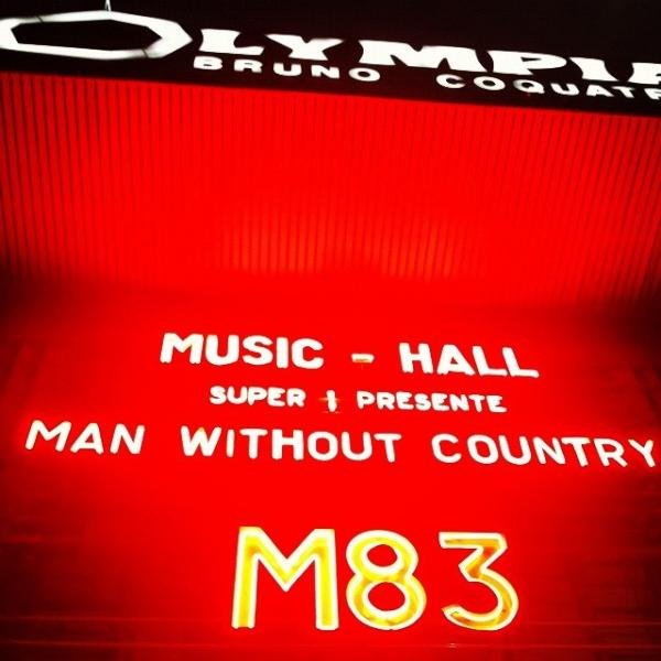 M83 à l'Olympia : les meilleures vidéos du monde !