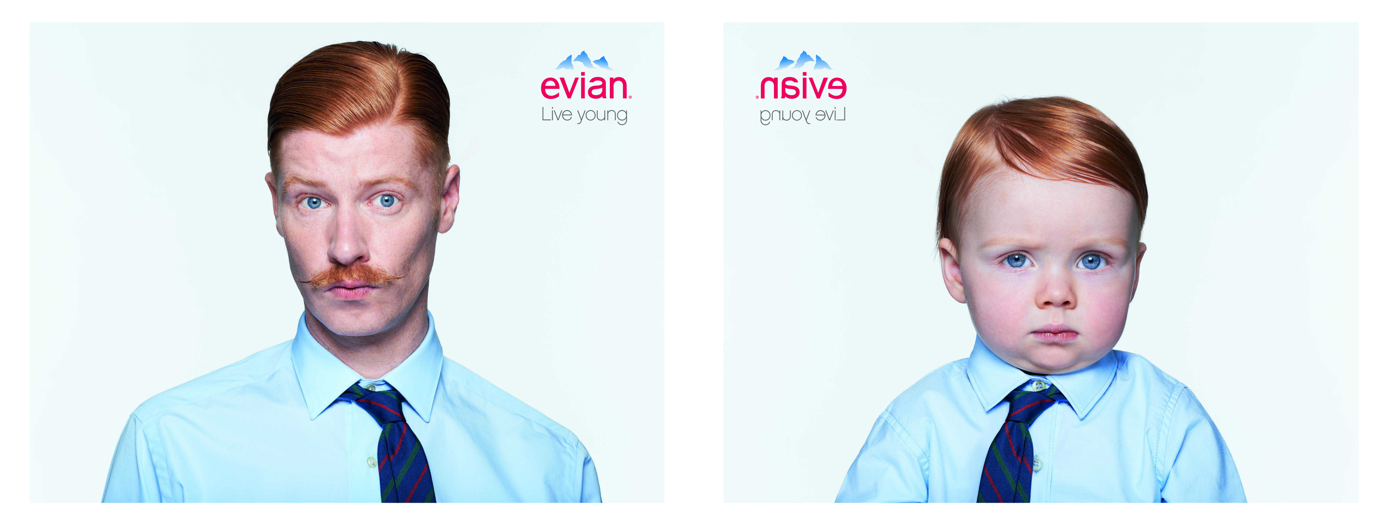 Yuksek remixe Here Comes The Hotstepper pour la campagne Evian Baby and Me